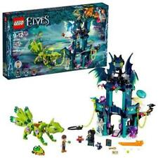 Lego Elves Noctura's Tower And The Earth Fox Rescue 41194 Released 2018 Nib