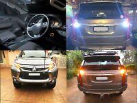 LED Interior Exterior Light Combo Conversion Kit for Mitsubishi Pajero Sport