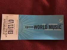 WALT DISNEY WORLD PARKING PASS, memorabilia, 2003