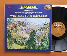 Furtwangler Conducts Bruckner Symphony 8 Unicorn ARCL 13016/17 Stereo 2xLP NM/EX