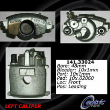 Centric 141.33023 Disc Brake Caliper Semi-Loaded Caliper Front Right Reman