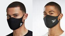 Adidas & Reebok face cover mask / mascarilla / unisex
