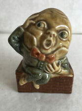 """More details for vintage wade """"humpty dumpty"""" large whimsie figurine nursery rhyme collection"""