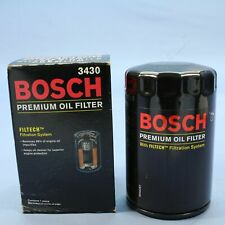 New Bosch 3430 Spin-on Premium Engine Oil Filter Replacement