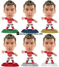 2010 MICRO WORLD SOCCER STARS FIGURINE NICKLAS BENDTNER COLLECTION(7)-ARSENAL