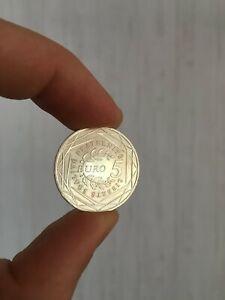Pièce 5 EURO Argent de 2008 Semeuse