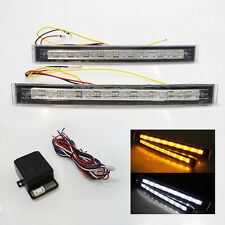 Fog Lights Indicators Led Drl Module For Opel Vauxhall Agila Antara Astra H F G