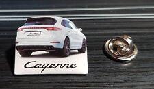 Porsche Pin Cayenne IAA 2017 SELTEN - Maße 24x21mm