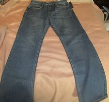 US POLO ASSN. Boy's Size 16 Slim Straight Jeans With Factory Whisking~Nice~