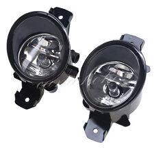 1 Pair Clear Fog Lights For NISSAN Altima Sentra Maxima Rogue Infiniti M35/M45