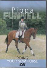 NEW SEALED DVD PIPPA FUNNELL RIDING YOUR NEW HORSE