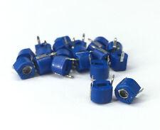 Condensador variable de Cerámica Condensador de ajuste 6mm 5pF QTY:20