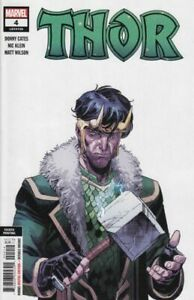 Thor Nr. 4 (2020), 4th Printing Variant Cover, Neuware, new