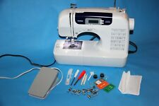 Brother CS 6000i Sewing Machine with Power Cord, Foot Peddle and Accessories