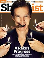 ShortList,Benedict Cumberbatch,Sean Connery,James Murphy,Terry O'Neill,Dredd NEW