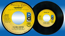Philippines EILENE ESPINA Memories OPM 45 rpm Record