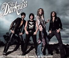 The DARKNESS Love Is Only A Feeling 3 Track CD Single