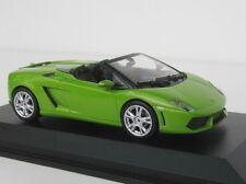 Lamborghini Gallardo LP560-4 Spyder 1/43 Norev 760024 2009 LP 560 LP560 GREEN