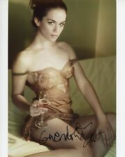 Hot Gwendoline Taylor Signed 8x10 Spartacus: War of the Damned Sibyl w/Proof