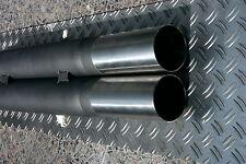 GTAS Stahlendschalldämpfer Sportauspuff für BMW E30 mit M20 Motor