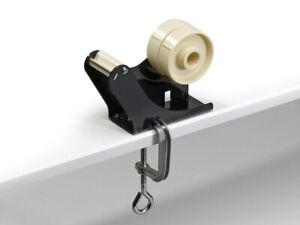 Klebebandabroller mit Zwingenbefestigung   50 mm, Selbstklebeband, Tischabroller