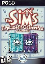 The Sims Expansion Collection Volume 1: Unleashed & House Party - PC