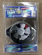 3 Way Fridge Fan 12 volt Caravan Fridge Vent Fan Valterra Auto on off with temp