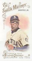 2014 Topps Allen & Ginter Baseball Mini #316 Ken Griffey Jr. Seattle Mariners