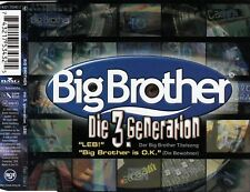 BIG BROTHER - DIE 3. GENERATION : LEB! / CD - TOP-ZUSTAND