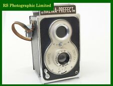 Halina Prefect 6x6 TLR Camera with Meniscus F8 Lens. Stock No u8335