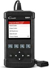 LAUNCH CR6001 OBD2 OBDII EOBD Scanner Code Reader Diagnostic Tool I/M Readiness