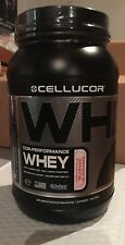 CELLUCOR COR PERFORMANCE WHEY PROTEIN 2 Pound Tub MILKSHAKE DE MARANGO 2/2017