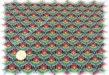 Popy Baumwoll-Stretch-Jersey 50 cm braun mint Hilco Elastik-Jersey Jersey Stoff