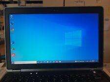 "Dell Laptop BUNDLE 12.5"" Intel i7 8GB 500GB W10P MS Office Speaker + more"