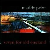 Seven for Old England, Maddy Prior, Very Good CD