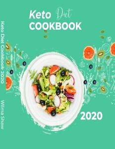Keto Diet Cookbook 2020 Quick and Easy Recipes for Busy People on Keto Diet