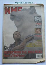 NEW MUSICAL EXPRESS NME - July 21 1990 - THE PIXIES / SAMANTHA FOX / THE CLASH