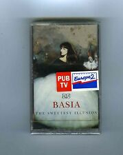 CASSETTE TAPE (NEW) BASIA THE SWEETEST ILLUSION