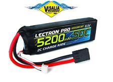 Lectron Pro 11.1V 3S 5200mAh 50C LiPo Battery Traxxas Slash VXL, E-Revo, E-Maxx