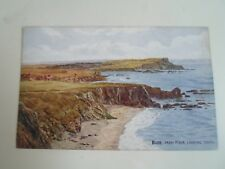 A R QUINTON Postcard 3967 BUDE FROM MAER, LOOKING SOUTH §A2707