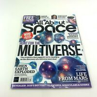 All About Space Issue 98 Hunt For The Multiverse NASA Mars Telescopes Universe