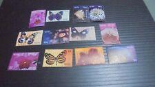 NEVIS 2003 SG 1807-1818 ORCHIDS, MARINE LIFE AND BUTTERFLIES  MNH