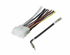 Radio Stereo Wire Harness Antenna for 1998-2012 Buck Cadillac Chevy GMC