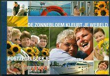 NEDERLAND: PRESTIGEBOEKJE PP6; DE ZONNEBLOEM .
