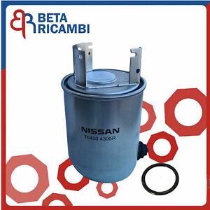 Filtro Gasolio Per Nissan Qashqai J11 1.5 1.6 Dci Originale Kadjar Senza Sensore