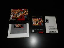 Breath of Fire II 2 Complete SNES Super Nintendo Game BoF CIB Good