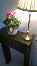 Hand antiqued Console/Side Table