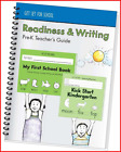 Learning Without Tears - Readiness & Writing Pre-K Teacher