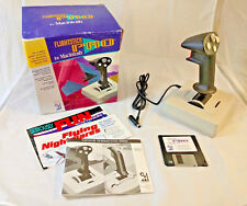 Vintage Flightstick Pro For Apple Macintosh with Original Box & Software - Rare