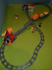 LEGO DUPLO elektrische Eisenbahn ~ Superset 10508 ~ Brücke ~ Kran ~ TOP ~